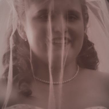 Walking down the aisle, a bride always seems to radiate her beauty.