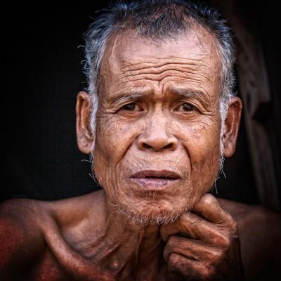 Cambodian Oldtimer