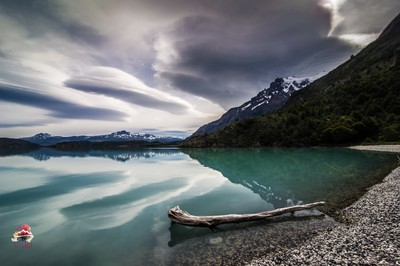 Lago Nordenskjöld - Torres del Paine - Chile
