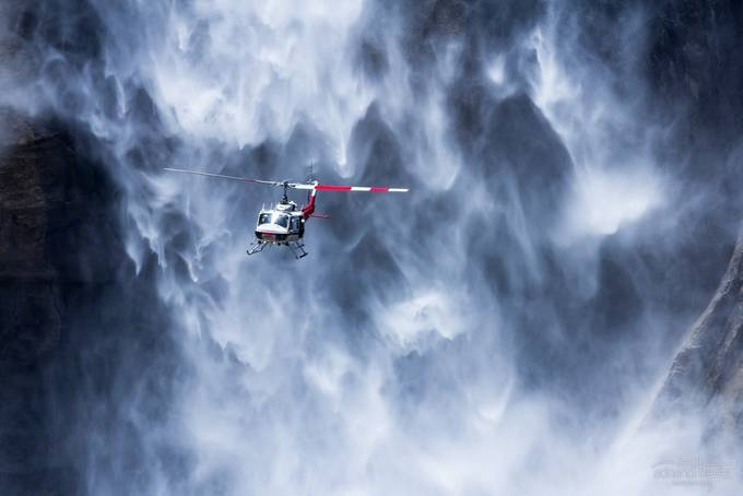 Search & Rescue at Yosemite - USA, California by acseven - Show Movement Photo Contest