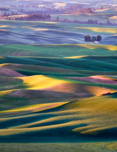 Daybreak from Steptoe Butte