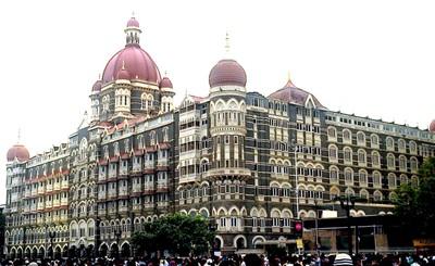 The Iconic Taj Mahal Hotel Mumbai