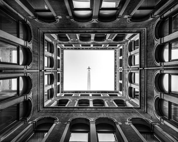 Venice CourtYard by shutterchemistry - Geometry And Architecture Photo Contest