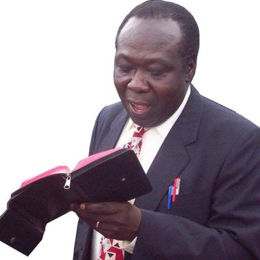 Bishop Wiliam Eiyka of Dagoretti Corner Kenya