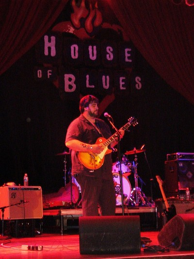 Chicago House of Blues 2