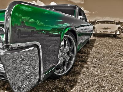 shiny cars