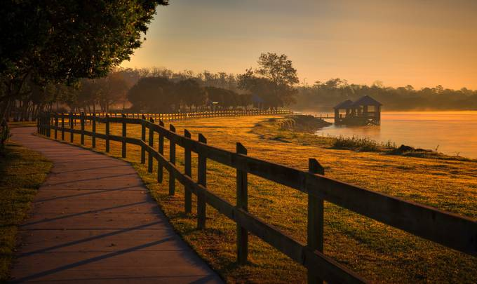 Fence by phillip_brossette - Fences Photo Contest