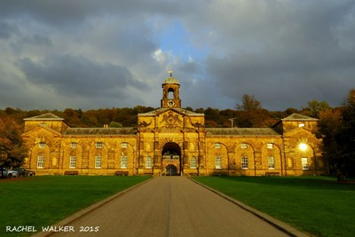 Chatsworth House Stable Block