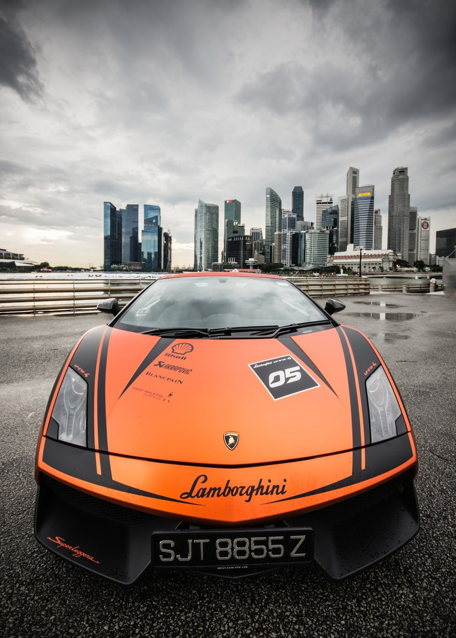 Lambo by MikeW - My Favorite Car Photo Contest