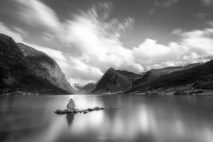 Stone Age Submarine by stian - Black And White Wow Factor Photo Contest