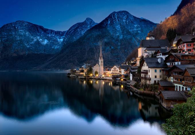 Hallstatt by kevinboutwell - Alluring Landscapes Photo Contest