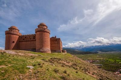 Castillo in Andalucia