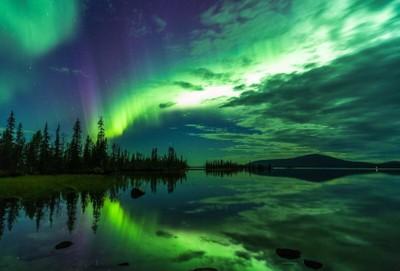 Aurora in Finland