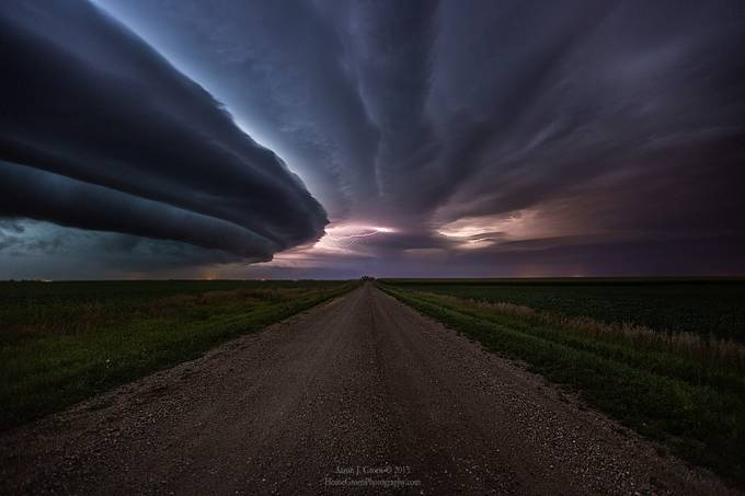 Run  by aaronjgroen - A Storm Is Coming Photo Contest