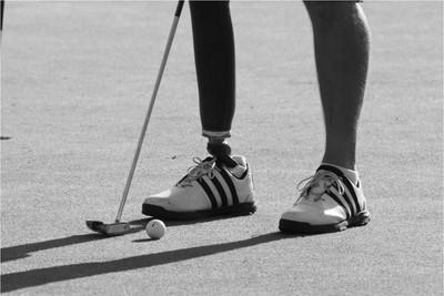 160, Disabled golfer