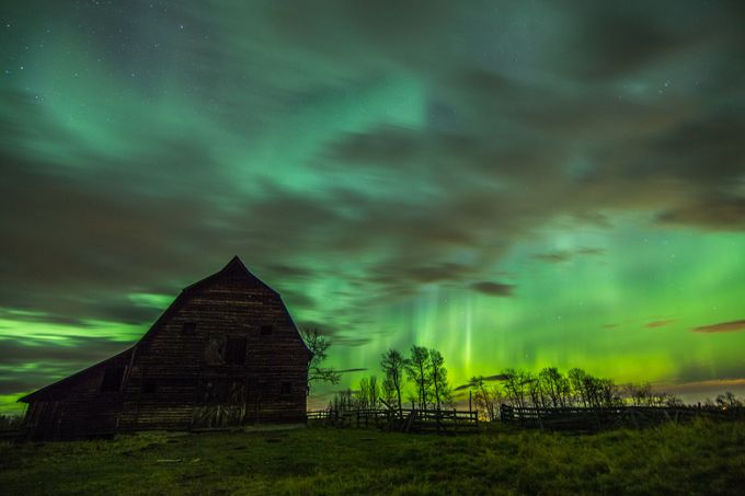 aurora prints-77 by SheriS - Farms And Barns Photo Contest