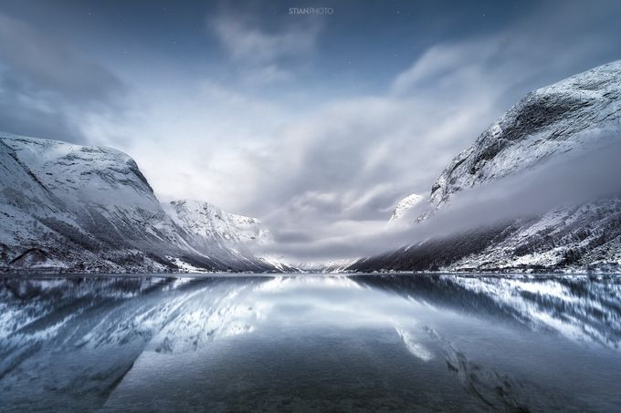Moonlit Silence by stian - Using Filters Photo Contest