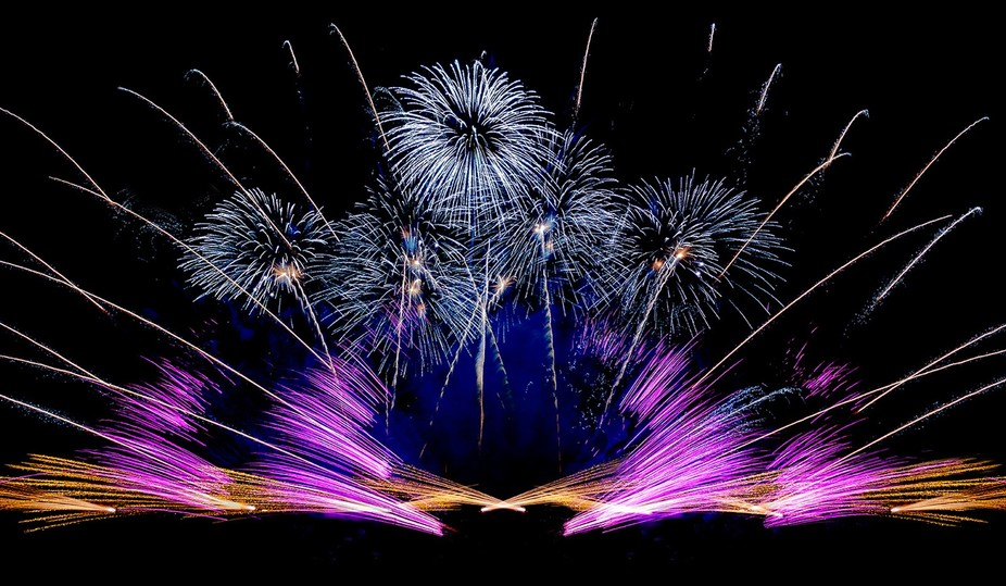 Image taken at British Musical Firework Championships.