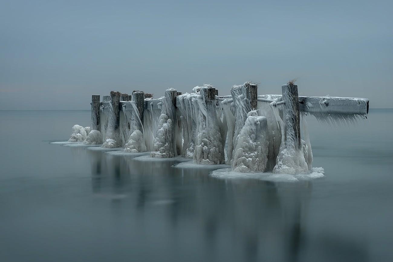 Behind The Lens: Frozen Piers