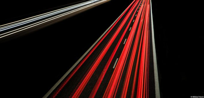 Highway by Mikkel - Parallel Compositions Photo Contest
