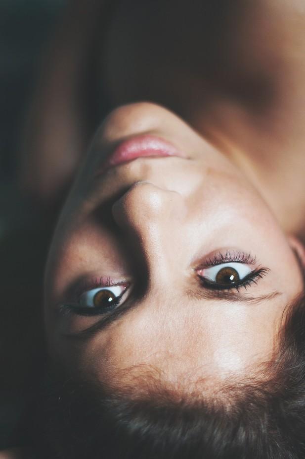 Animal Eyes by marcusayekay - Tasteful Boudoir Photo Contest