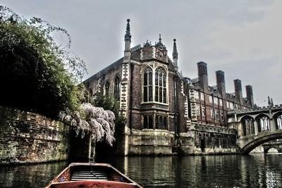 Cambridge River Shot