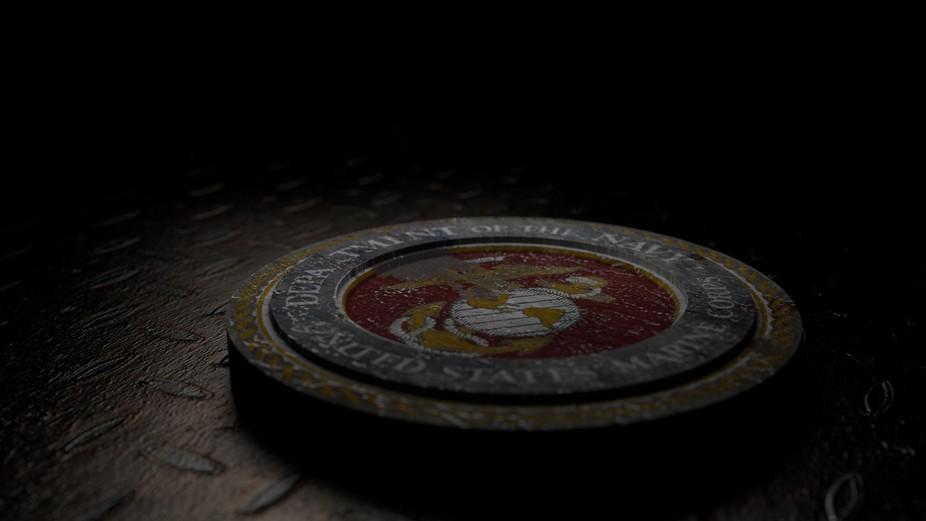 USMC proud