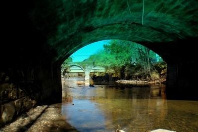 Arch Bridge@Juniata River