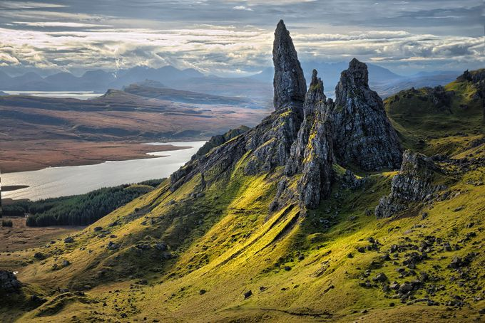 Storr by derekgalon - HDR Landscapes Photo Contest