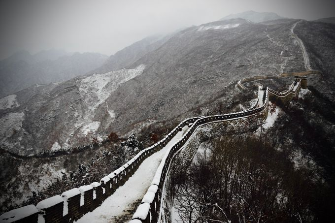 The Great Wall by JetSetBrunettePhotography - Around the World Photo Contest