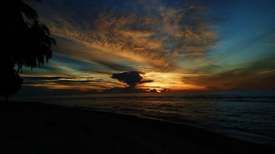 Penyu island, Pesisirselatan, Sumatra Barat, Indonesia