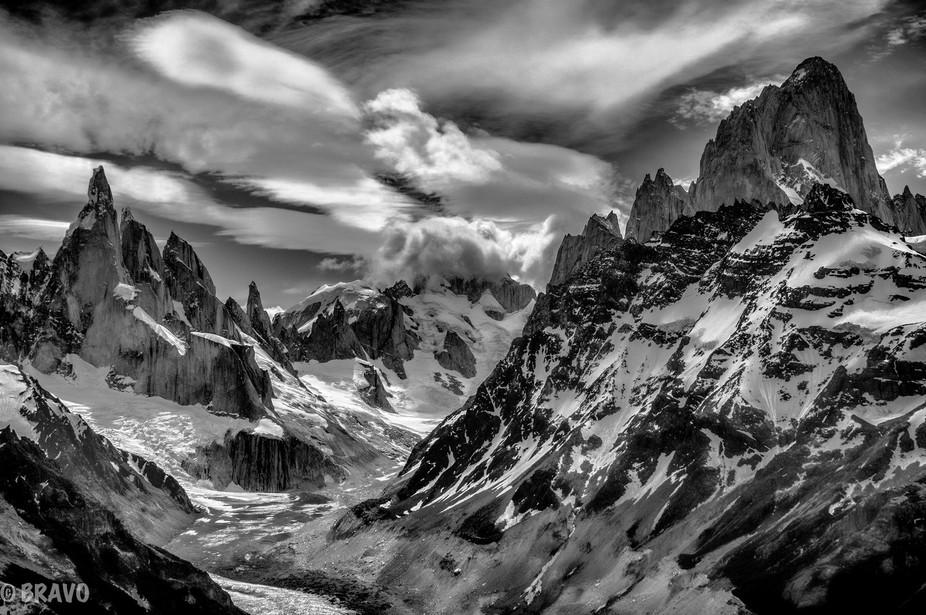 Cerro Torre/Fitzroy, Glaciers of Patagonia 3