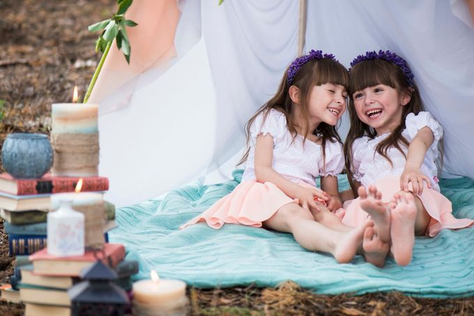 Sisters by pavlenkojenya - Happy Moments Photo Contest