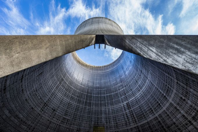 Satsop Coolant Tower by gappman - Skywards Photo Contest