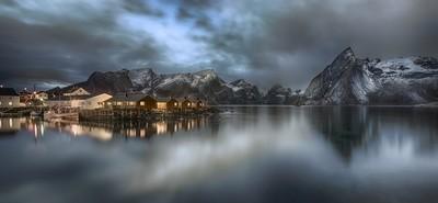 Eliassen Rorbuer Reflections
