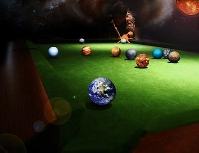 Galactic Pool