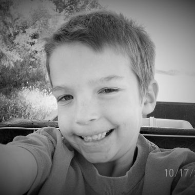 Donovyns 1st selfie