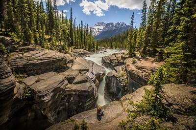 Waterfall Vegging