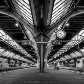 """One Passenger"" Main Station 