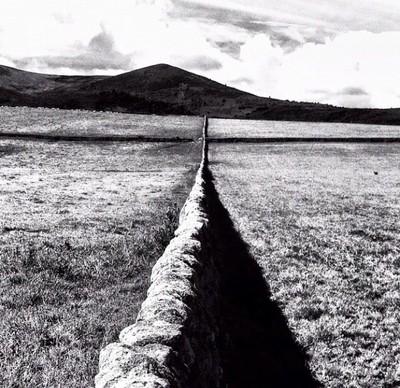 Dry stone Dyke....Scotland