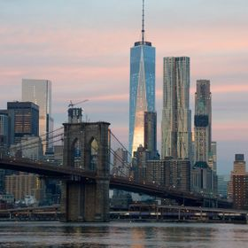 """Christmas Morning Sunrise on One WTC"" Taken Christmas morning 12-25-2015. 4928 x 3264 JPG,Tif Available. (C)2015 Oyamaleahcim-Michael ..."