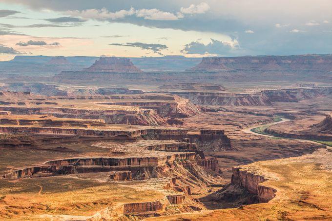 Canyonlands by NielsFahrenkrogPhoto - Secret Canyons Photo Contest