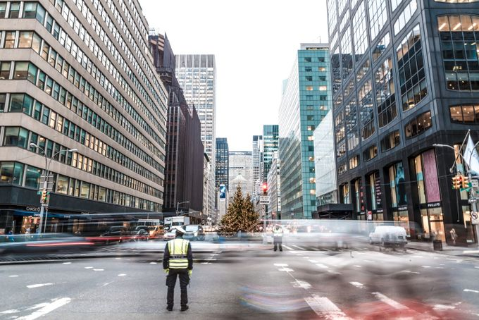Christmas in the City - NYC - 2015 by oak_giant