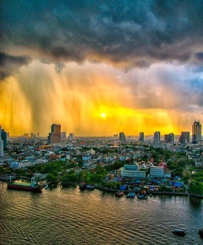 Bangkok Thunderstorms