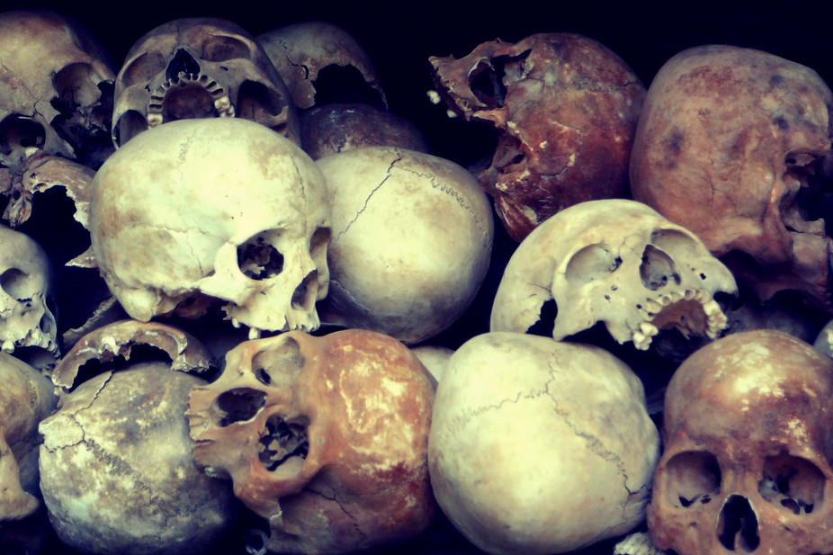 The Killing Fields are a number of sites in Cambodia where collectively more than a million peopl...