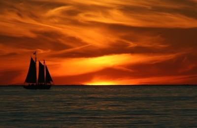 Sister Bay Sunset