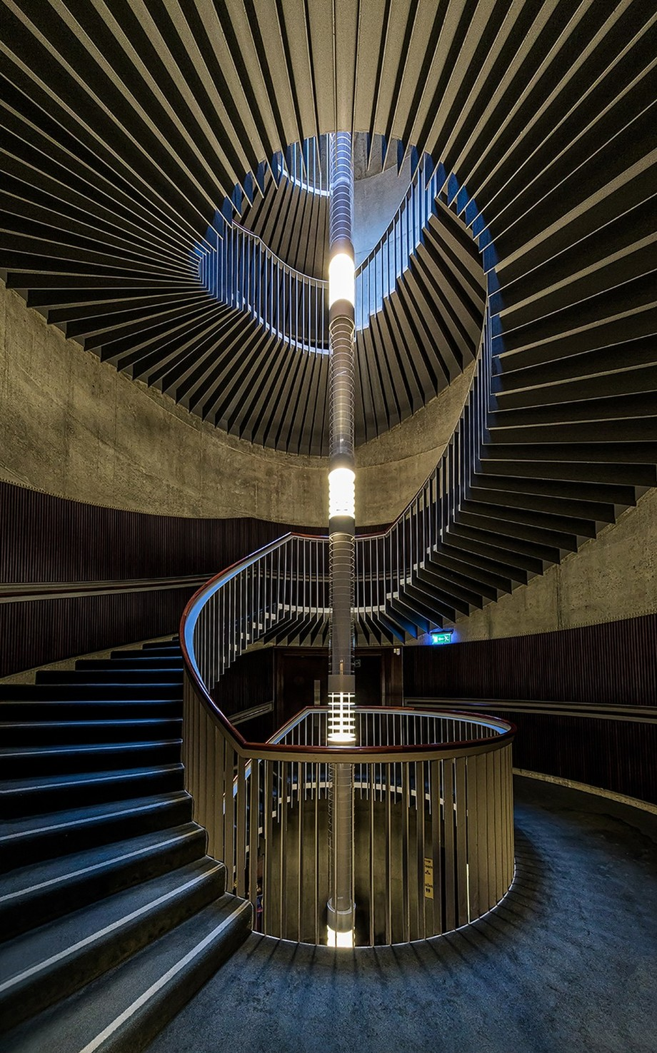 Vortex by shahbazmajeed - Stairways Photo Contest