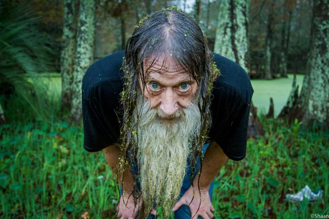 Swampy Hart  by ShaanC - Cultures of the World Photo Contest