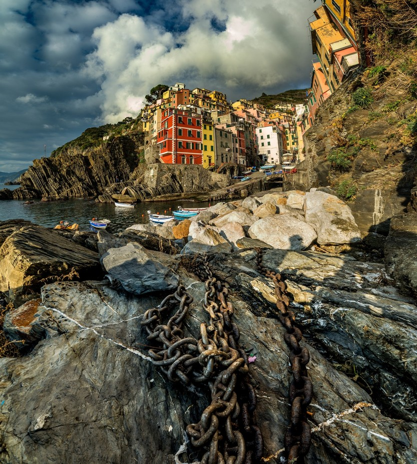 Riomaggiore italia by leonardospinelli - Around the World Photo Contest