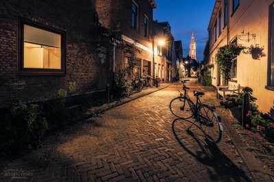 Trompetstraat - The Netherlands, Delft